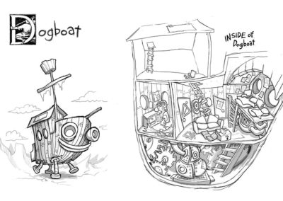 dogboat-ineriour-sketch